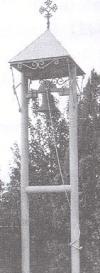 Zvonica v Blažove